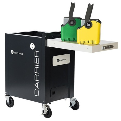 Carrier 20 Cart - LocknCharge Europe | EuroSys Education | Scoop.it