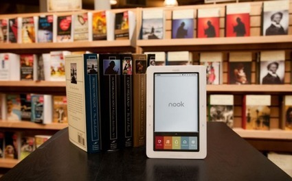 Where will Barnes & Noble Nook go from here? | Toggle Time | Scoop.it