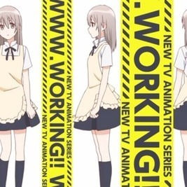 Working/Wagnaria's New TV Anime Introduces Characters in Video | <3 ANIME <3 | Scoop.it