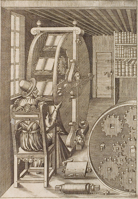 This is what a 16th century e-reader looked like | Europeana Blog | Clic France | Scoop.it