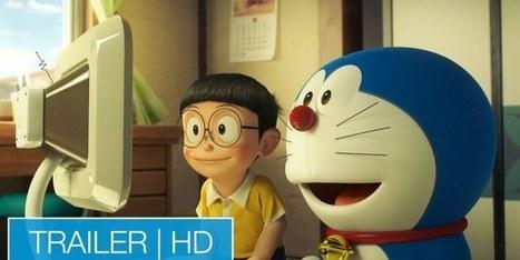 Arriva Doraemon 3d il magico gatto   Cinema e TV   Scoop.it