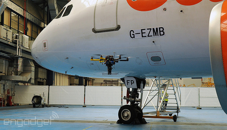 Drone inspectors: UK airline easyJet looks to tech to cut costs | The Robot Times | Scoop.it