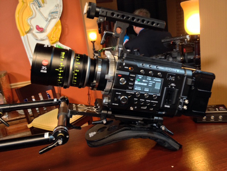 Blog - Sony F5 / F55 Kick Off Event | Sony Professional | Scoop.it