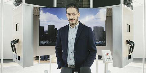 La réalité virtuelle débarque au cinéma   TV sur le web   Scoop.it