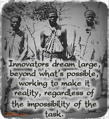 Power quotes on dreaming in desperation: Harriet Tubman & Susan B. Anthony | ZipMinis: Science of Blogging | Scoop.it