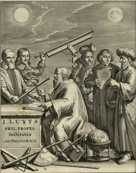 JOHANNES KEPLER. Pasado y futuro de la astronomía. | Afán por saber | HISTORIA DE LA CIENCIAS | Scoop.it