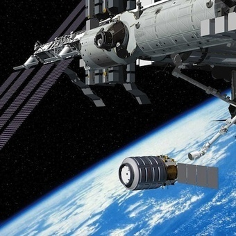 After Antares test launch, Orbital aims for space station | Spaceflight Now | The NewSpace Daily | Scoop.it