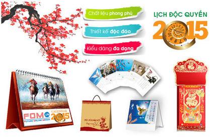 Công ty in lịch tết 2015 giá rẻ tại TPHCM | In Tương Lai Việt | In ấn quảng cáo | Scoop.it