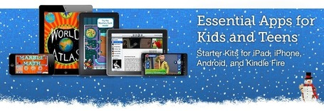 Best First Kids' Apps | Common Sense Media | iGeneration - 21st Century Education | Scoop.it