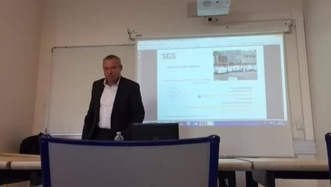 """Yvon Gervaise on Periscope: """"Conférence SGS INSA Rouen""""   Expertscience   Scoop.it"""