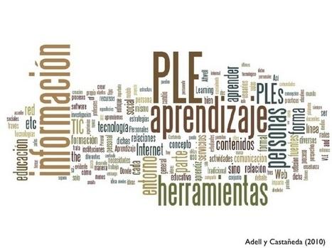 Aprende cuando quieras: Los PLE - Formación y Competencias ... | PLE | Scoop.it