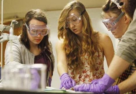 BSU trains elite math, science teachers - Muncie Star Press | Middle School Success | Scoop.it