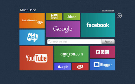 Mysites - the best speed dial and start page | ciberpocket | Scoop.it