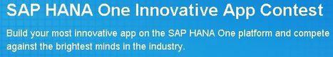 Build the app of your dreams using SAP HANA & you could win $10,000   Recrutement de spécialistes SAP   Scoop.it