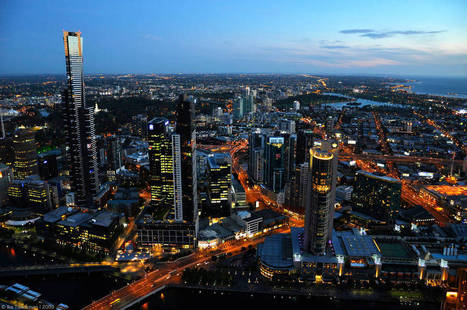 Lovely view of Melbourne. Extensive photographs of cities and countries for android. Melbourne. | CityWallpaperHD | Scoop.it