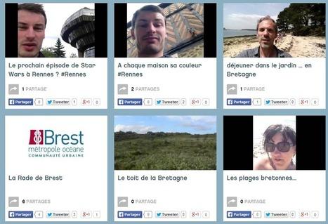 La Bretagne claque son selfie! - Etourisme.info | Tourisme en Bretagne Sud | Scoop.it