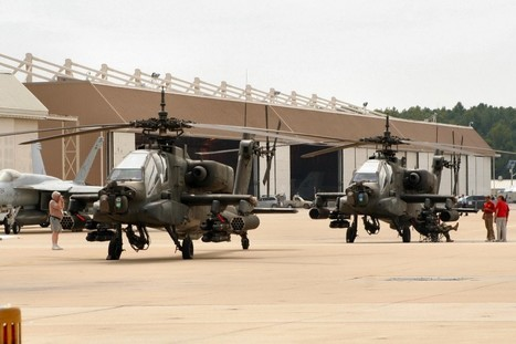 Boeing AH-64 Apache – WalkAround | History Around the Net | Scoop.it