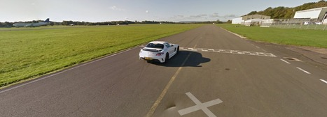 Explore the Top Gear test track with Google's new 360-degree Street View photos | 360 VR photography | Scoop.it