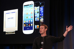 Facebook mobile use surges 60 % - MarketWatch | Mobile Marketing Buzz | Scoop.it