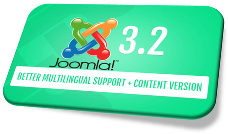 10 Amazing New Features of Joomla 3.2 | Joomla Web Services | Scoop.it