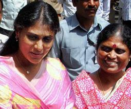 Sharmila's equation for Telangana | politics | Scoop.it