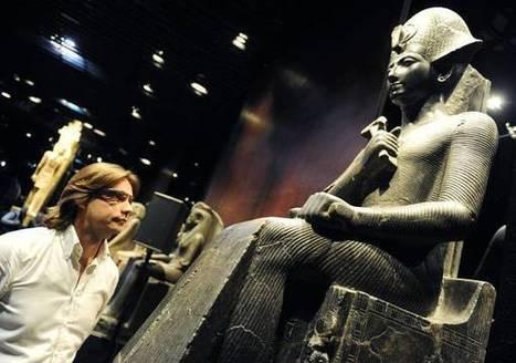 IL Y A 2 ANS...Le musée égyptien de Turin propose un guide visuel pour les malentendants, utilisant des lunettes Google Glass | Clic France | Scoop.it