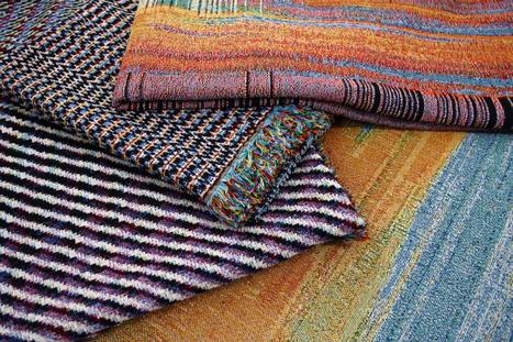 Glitch Textiles | data glitching | Scoop.it