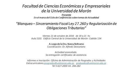 BLANQUEO 2016 | Facultad de Ciencias Económicas y Empresariales - UM | Scoop.it
