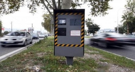 Luxembourg to get 12 permanent speed cameras | Luxembourg (Europe) | Scoop.it