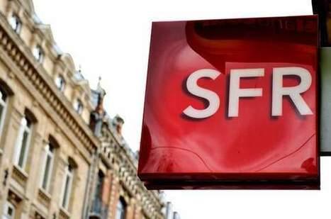 SFR se prépare à son introduction en Bourse - Les Échos | Economie Finance et  Informatique | Scoop.it
