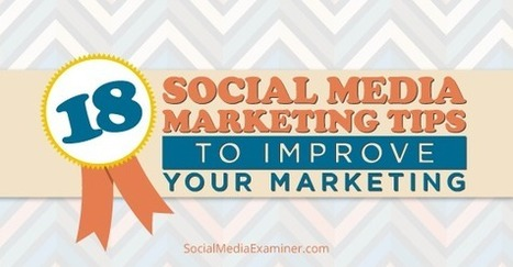 18 Social Media Marketing Tips to Improve Your Marketing | | 40 Of The Most Powerful Social Issue Ads That'll Make You Stop And Think | Scoop.it