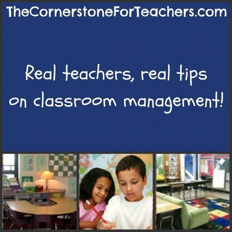 Classroom management in the BYOD classroom - The Cornerstone | Pedagogy, Education, Technology | Scoop.it
