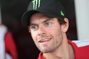Crutchlow: No-one is near Marquez | Ductalk Ducati News | Scoop.it