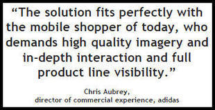 Adidas' Digital Signage Boosts Sales By 40% | Sport Marketing | Scoop.it