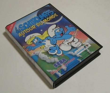 Ma collection Master System   Vade RETROGames sans tanasse!   Scoop.it