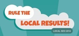 Infographie : Le SEO Local en 2014 | Referencement | Scoop.it