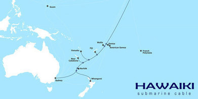 Hawaiki Cable eyes Whangarei landing site - Technology - NZ Herald News   Occupy Your Voice! Mulit-Media News and Net Neutrality Too   Scoop.it