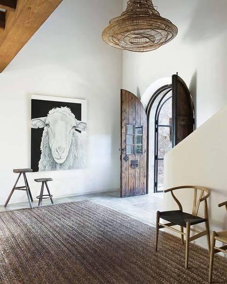 Entre cyprès et oliviers à Majorque | | PLANETE DECO a homes worldPLANETE DECO a homes world | Céka décore | Scoop.it