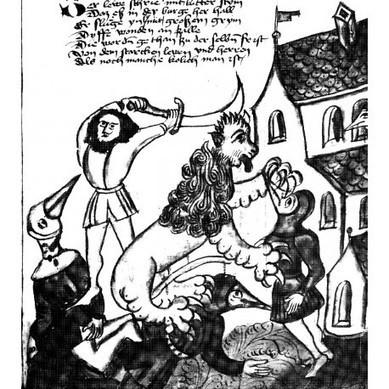 Les monstres dans la littérature allemande du Moyen-Âge   livres allemands -  littérature allemande - livres sur l'Allemagne   Scoop.it
