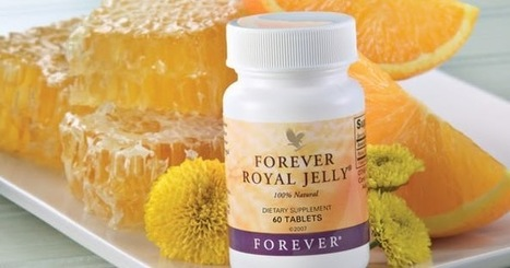 Forever Royal Jelly, il cibo dell'ape regina | Fa Benessere | Scoop.it