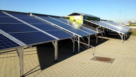 La centrale solaire mobile ou le succès d'une innovation alsacienne - France 3 Alsace | BGE Innovation | Scoop.it