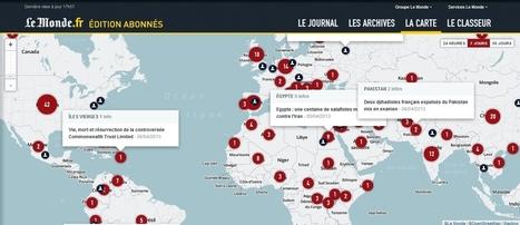 Le Monde: une nouvelle édition pour les abonnés | Le monde postal | Scoop.it
