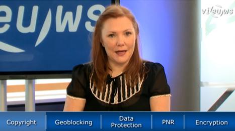 EU Tech Briefing: Copyright, Geoblocking, Data Protection, PNR & Encryption | EU ICT | Scoop.it