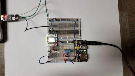 ESP8266 (Standalone) weather station using Arduino IDE and GadgetKeeper Cloud Platform   Arduino, Netduino, Rasperry Pi!   Scoop.it