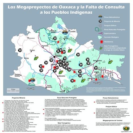 MEXICO. Los Megaproyectos de Oaxaca y la Falta de Consulta a los Pueblos Indígenas | Deber estatal de consulta previa | Scoop.it
