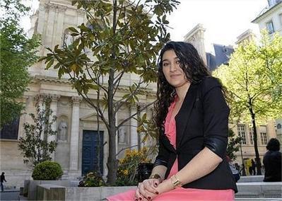 Anina Ciuciu, ex-mendiante Rom, future juge - ouest-france.fr | Divers actus | Scoop.it