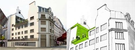 1500 m2 consacrés aux entrepreneurs en plein coeur de Paris | Web Marketing Magazine | Scoop.it