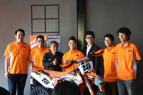 'GAME' ON! KTM THAILAND REVEAL MX2 ENTRY FOR THAI MXGP | FMSCT-Live.com | Scoop.it