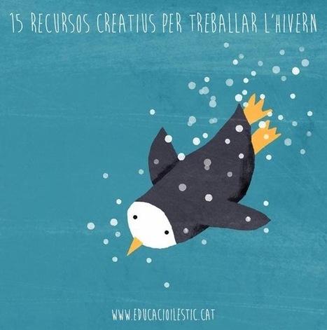 15 recursos creatius per treballar l'hivern   RECURSOS IMPORTANTS   Scoop.it
