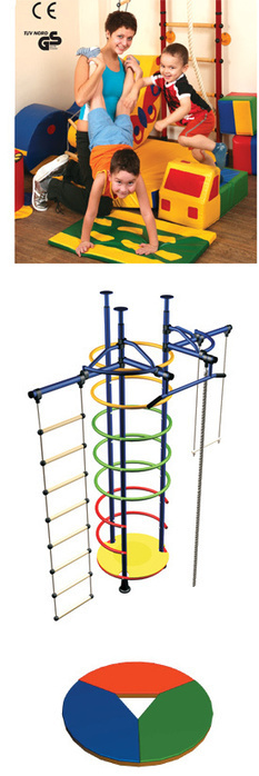 Kids Gym Equipmen | Indoor Playground Equipment | Scoop.it